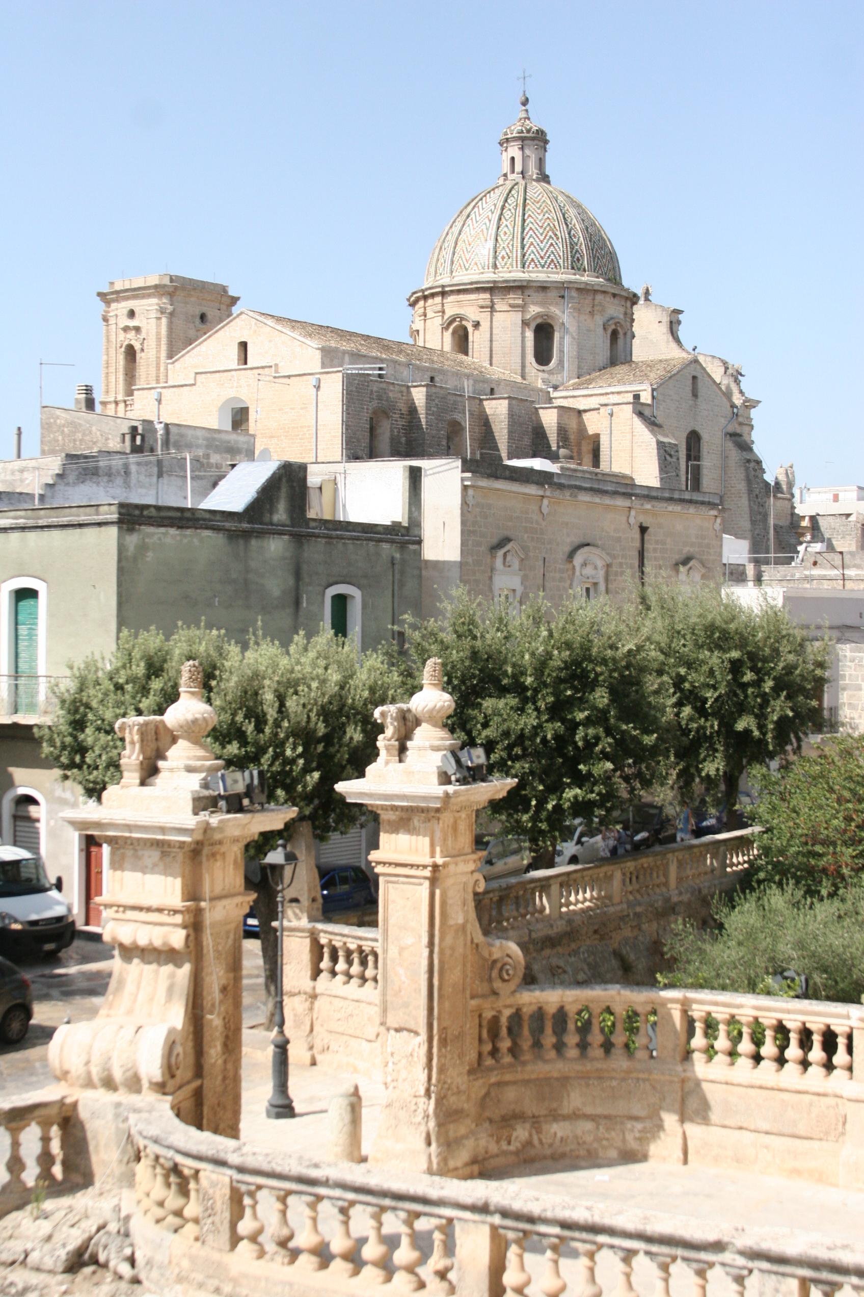 Francavilla Fontana - Castello Imperiali
