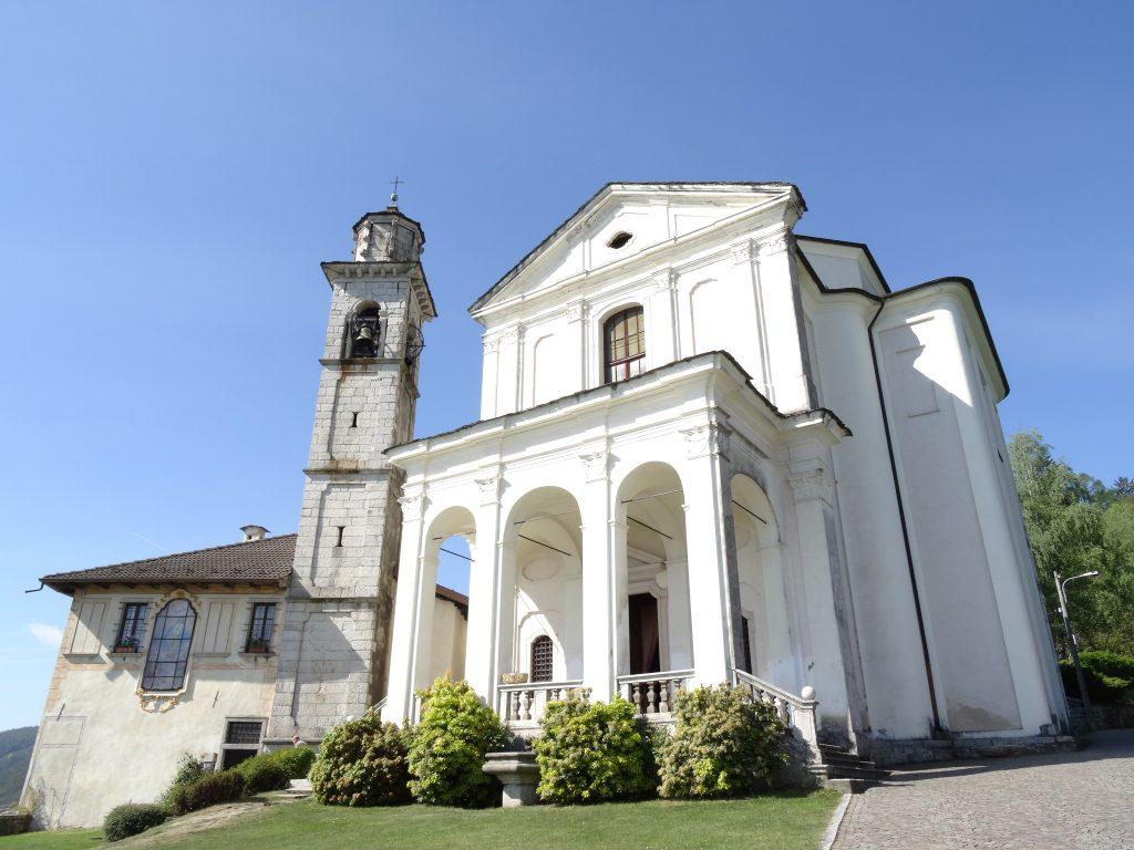 Santuario della Madonna del Sasso